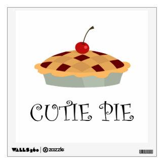 Cutie Pie Room Sticker