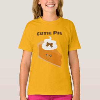 Cutie Pie Shirt- Girls T-Shirt