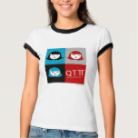 Cutie Pie Sorority Girls T-Shirt