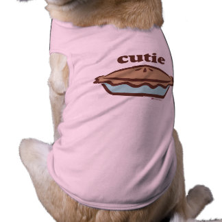Cutie Pie T-shirt for Dogs