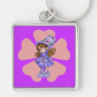 """""""Cutie Pixie"""" Keychain"""