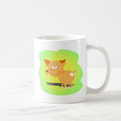 Cutie poco guarro taza de café