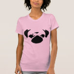 Cutie Pug Tee Shirt