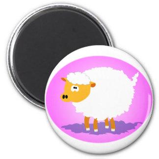 Cutie Sheep Magnet