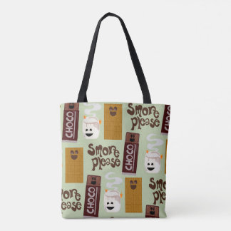 Cutie Smores Please Tote Bag