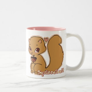 Cutie Squirrel Mug