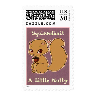 Cutie Squirrel Postage
