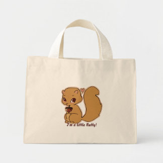 Cutie Squirrel Tote