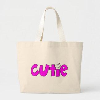 Cutie Tote Bags