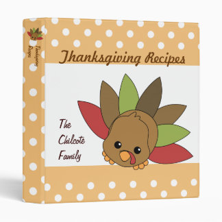 Cutie Turkey Binders