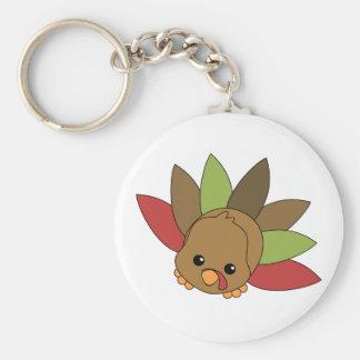Cutie Turkey Key Chains