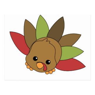 Cutie Turkey Post Cards