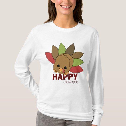 Cutie Turkey T-Shirt