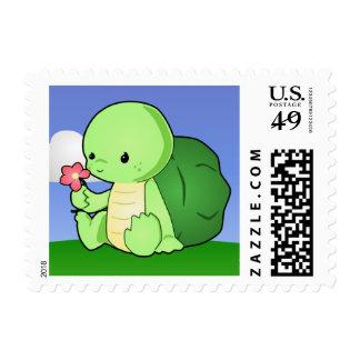 Cutie Turtle Postage