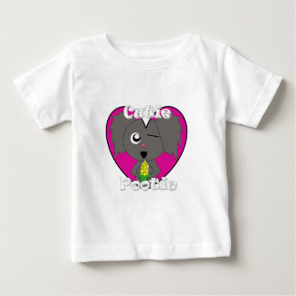 Cutie Unicorn Baby T-Shirt