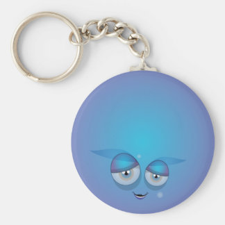 CutieBounce Keychain Blue
