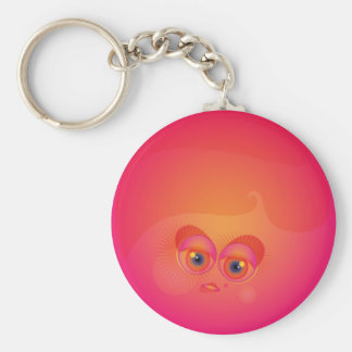 CutieBounce Keychain Pink