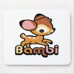 Cuties Bambi Tapetes De Raton