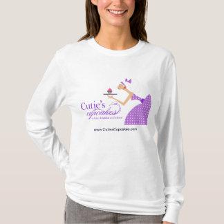 Cutie's Cupcakes - Confections Desserts Pastries T-Shirt