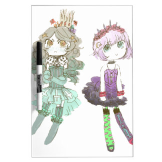 cuties Dry-Erase whiteboards