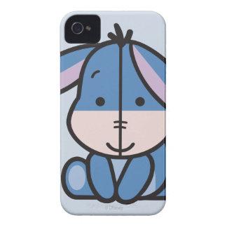Cuties Eeyore iPhone 4 Carcasa