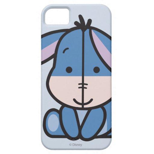 Cuties Eeyore iPhone 5 Case-Mate Coberturas