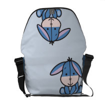 Cuties Eeyore Messenger Bag at Zazzle