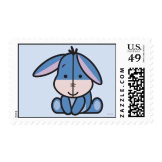 Cuties Eeyore Stamp