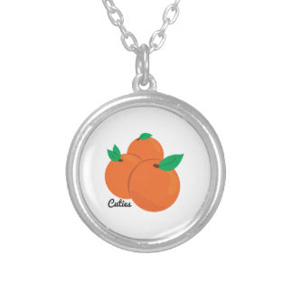 Cuties Fruit Personalized Necklace