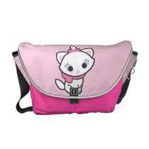 Cuties Marie Courier Bag at Zazzle