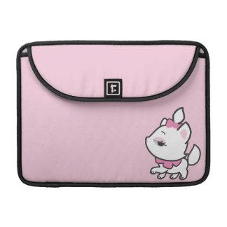 Cuties Marie Walking MacBook Pro Sleeve