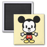 Cuties Mickey Mouse Magnets