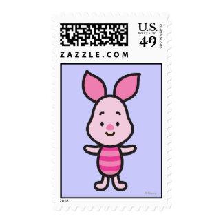 Cuties Piglet Postage Stamps