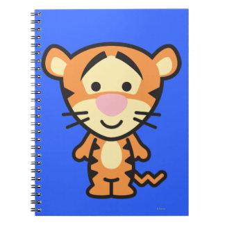 Cuties Tigger Notebook