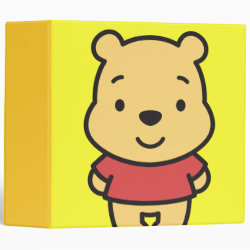Super Cute Winnie the Pooh Avery Signature 1