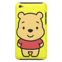 Super Cute Winnie the Pooh Case-Mate iPod Touch Barely There Case