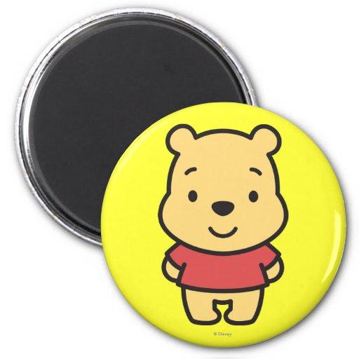 Cuties Winnie the Pooh Magnets