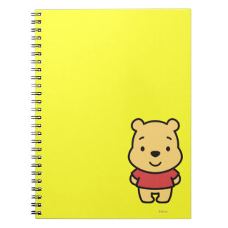 Cuties Winnie the Pooh Notebook