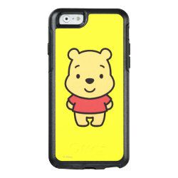 Super Cute Winnie the Pooh OtterBox Symmetry iPhone 6/6s Case