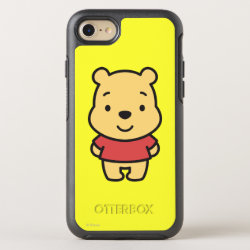 OtterBox Apple iPhone 7 Symmetry Case with Super Cute Winnie the Pooh design