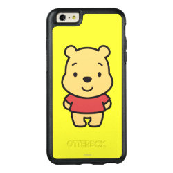 OtterBox Symmetry iPhone 6/6s Plus Case with Super Cute Winnie the Pooh design