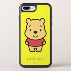 Super Cute Winnie the Pooh OtterBox Apple iPhone 7 Plus Symmetry Case