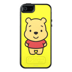 OtterBox Symmetry iPhone SE/5/5s Case with Super Cute Winnie the Pooh design