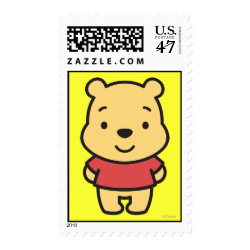 Super Cute Winnie the Pooh Medium Stamp 2.1