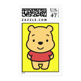 Cuties Winnie the Pooh Postage