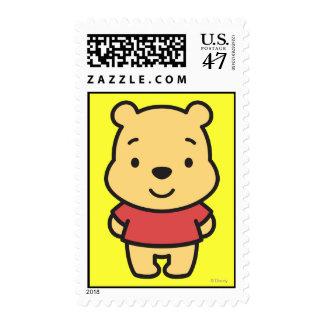Cuties Winnie the Pooh Sellos Postales