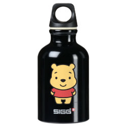 SIGG Traveller Water Bottle (0.6L) with Super Cute Winnie the Pooh design