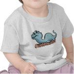 Cutiesaurus Camiseta
