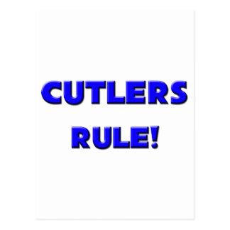 Cutlers Rule! Postcard