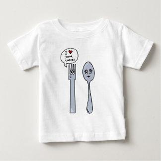 Cutlery Baby T-Shirt